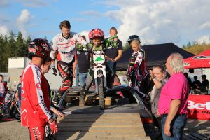 Profil-dag for motorsportutøvere